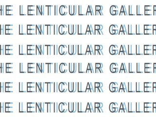 Lentico Announce the Opening of The Lenticular Gallery